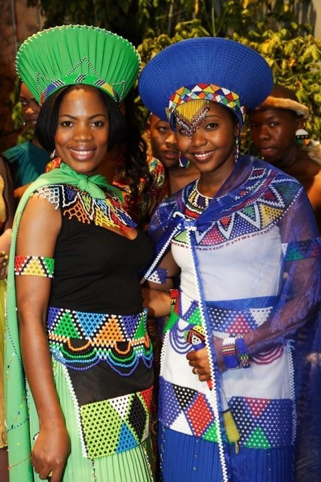 South African Traditional Wedding Dresses South African ...