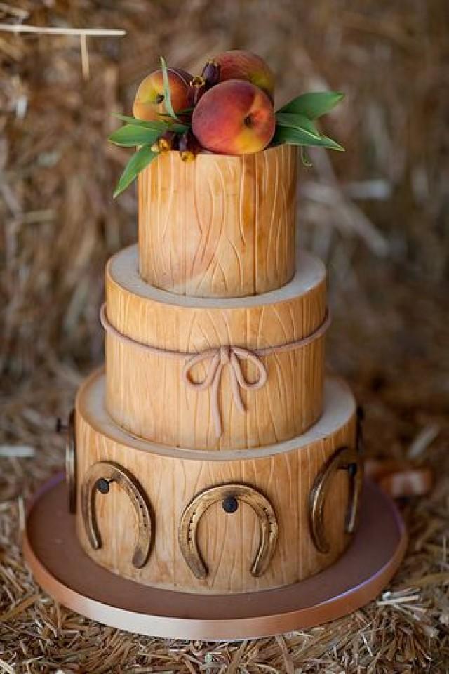 rustic wedding rustic style wedding cake 2070086 weddbook