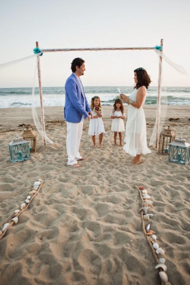 Matrimonio Simbolico En Guatavita : Mis secretos de boda re cásate en la playa weddbook