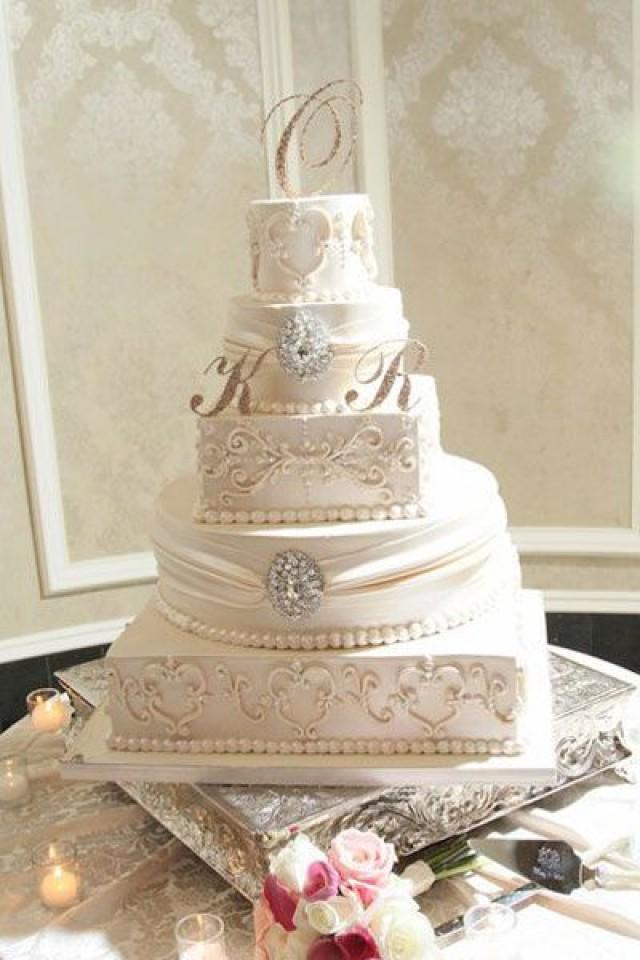 Cake - 101 Amazing Wedding Cakes #2071251 - Weddbook
