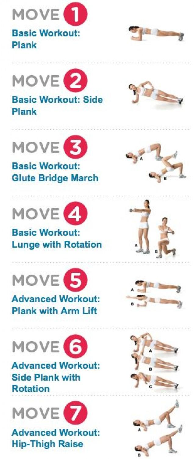Exercise Program Exercise Program Names