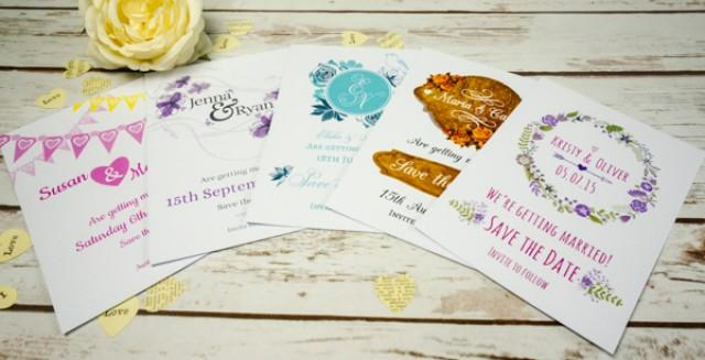 bluebird wedding stationery in the hotseat win 50 save the date