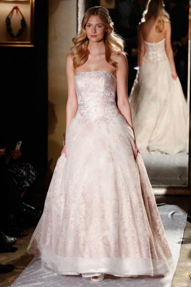 Jenny Packham Spring 2015 Wedding Dresses - Weddbook