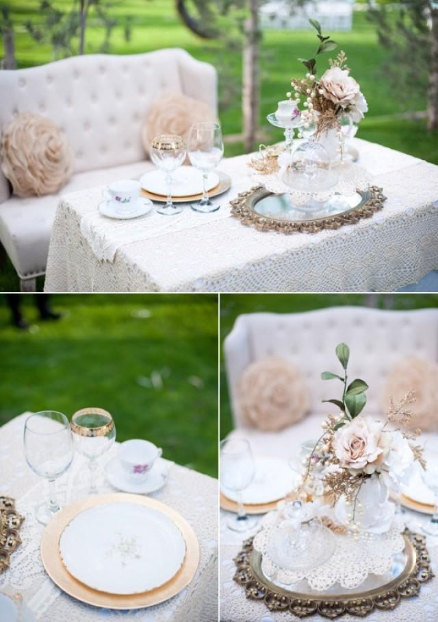 Shabby wedding shabby chic wedding decor 2077395 for Shabby chic wedding reception decorations