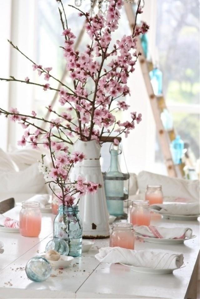 Cherry blossoms wedding blossom