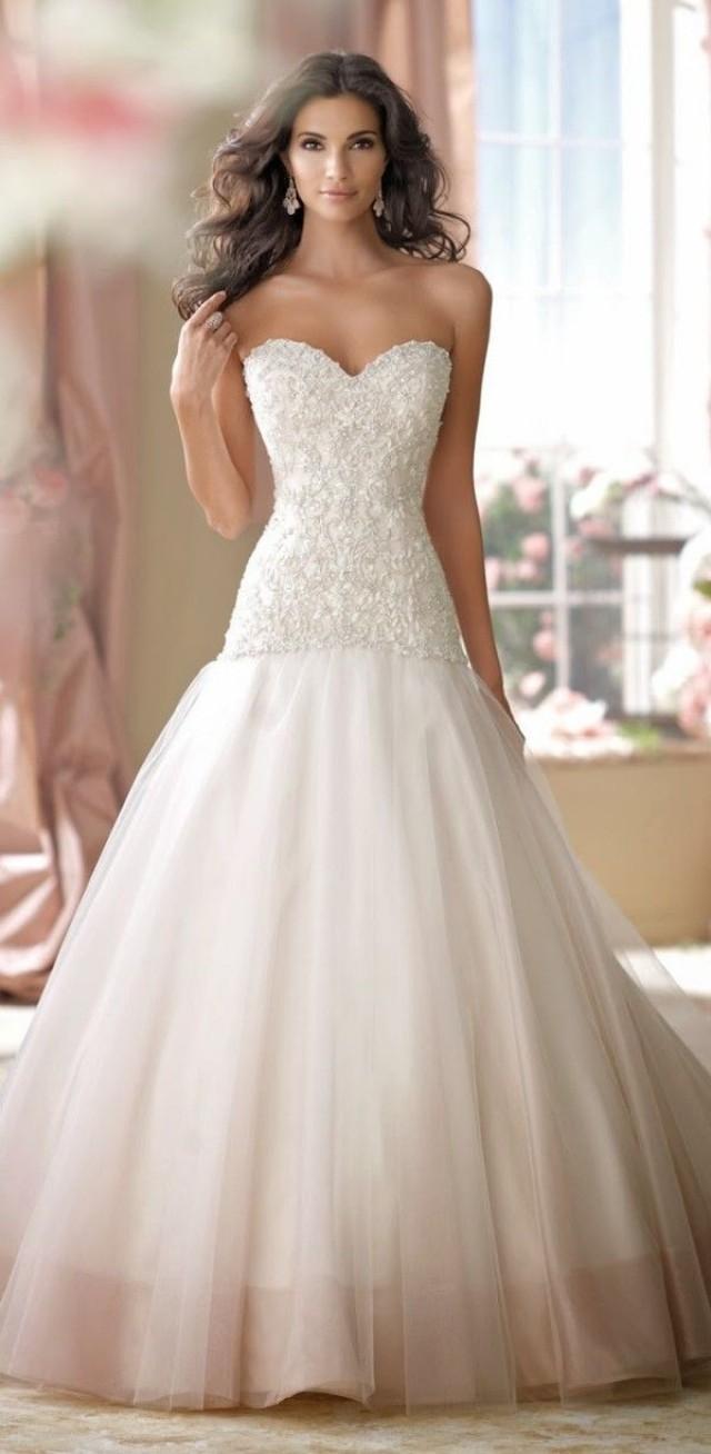 Dress Fairytale Wedding Dresses 2078367 Weddbook