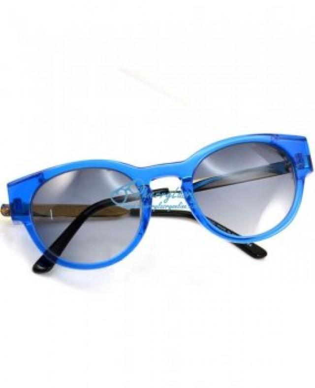 wedding photo - Thierry Lasry Variety 384 Blue Frames Sunglasses