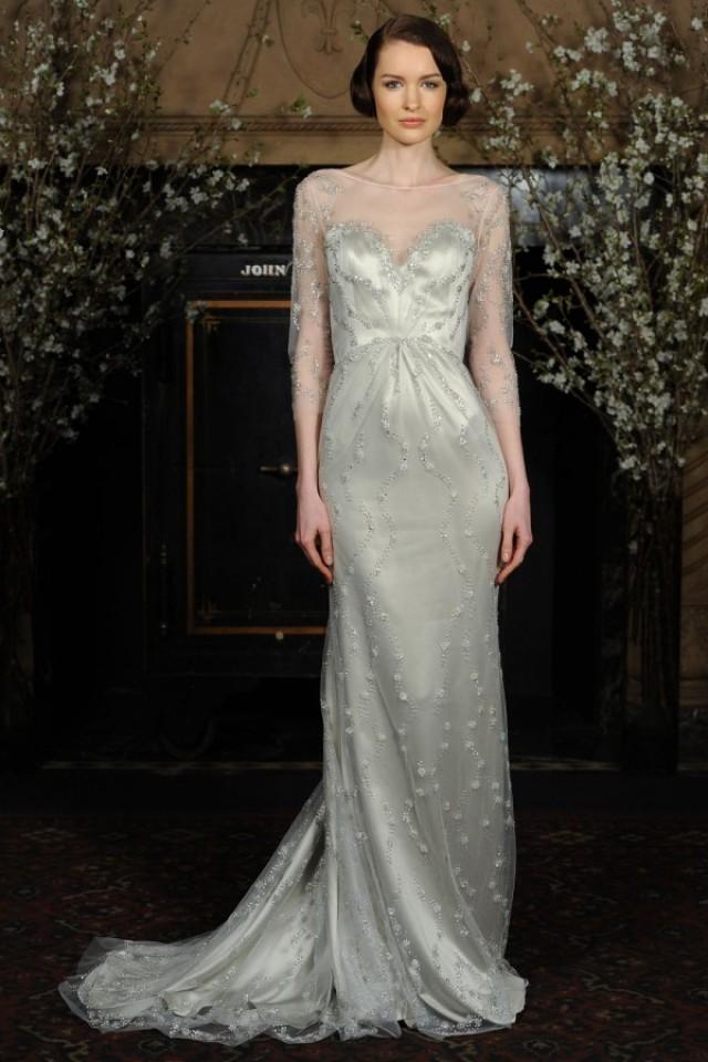 Austin Scarlett Spring 2015 Wedding Dresses - Weddbook