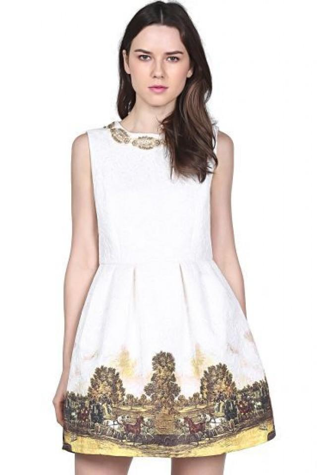 Белые Платья С Цветами С Доставкой