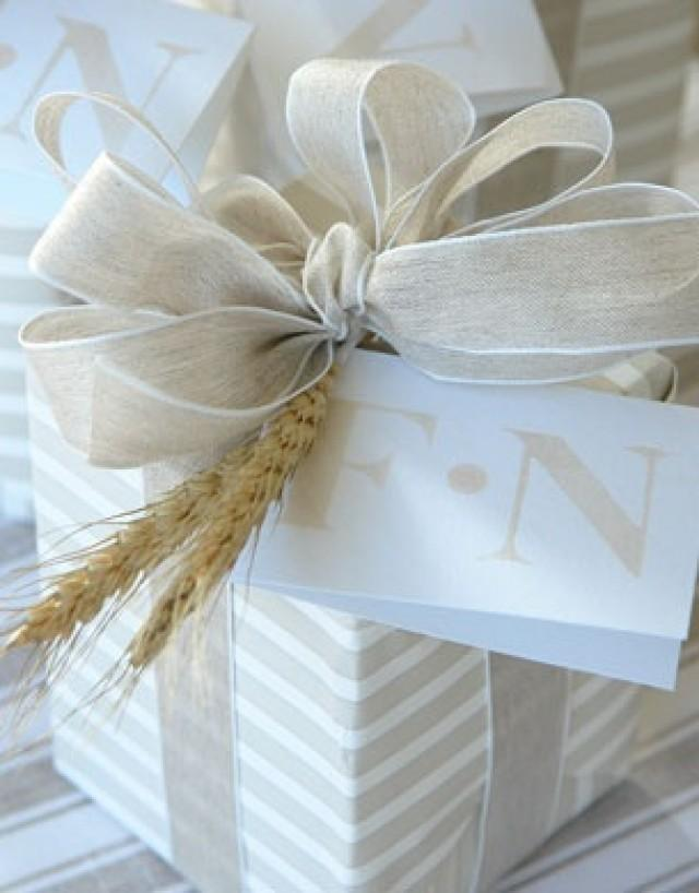 diy elegant gift wrapping 2081645 weddbook