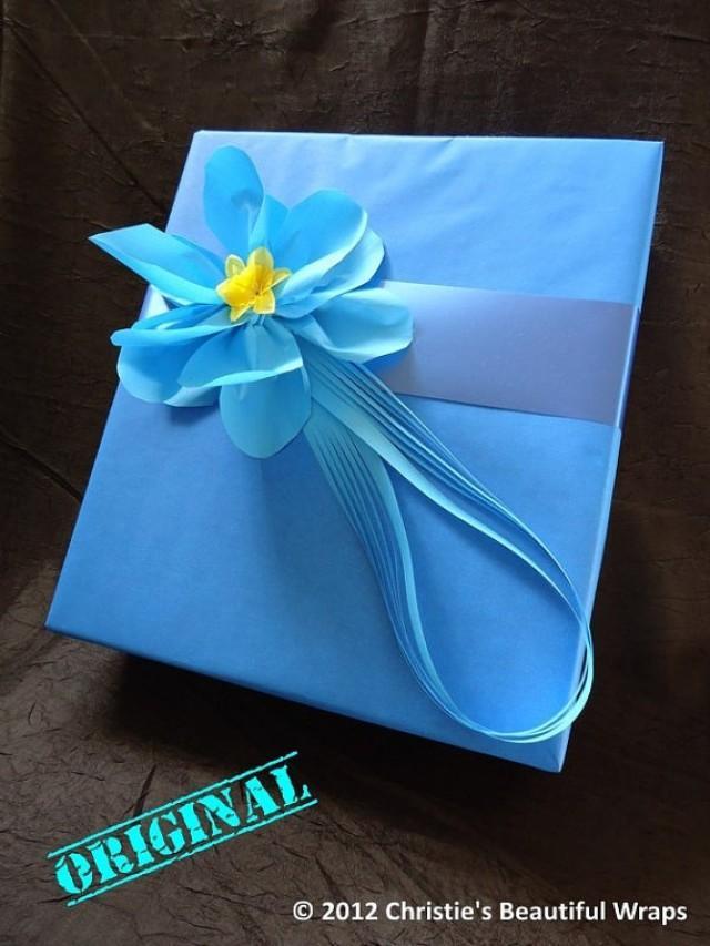 Diy elegante envoltura de regalos 2081710 weddbook for Envolturas para regalos