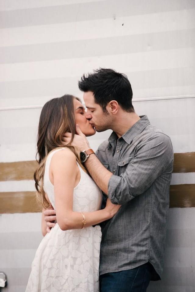 wedding photo - Engagements :: ::