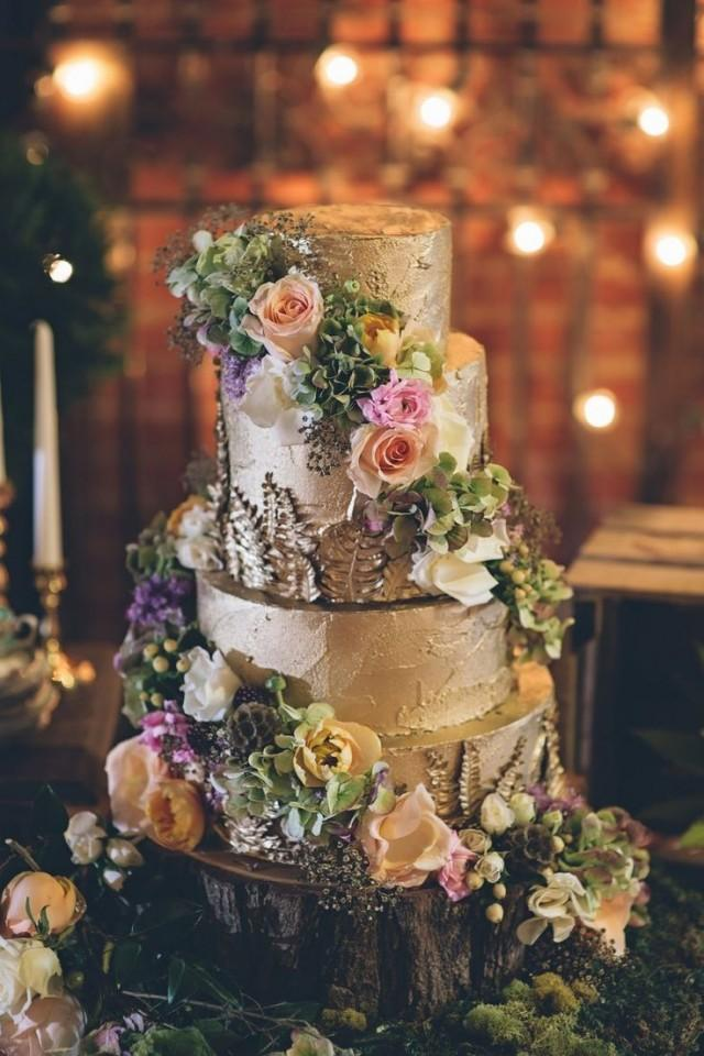 Fairytale Wedding Cakes Pictures