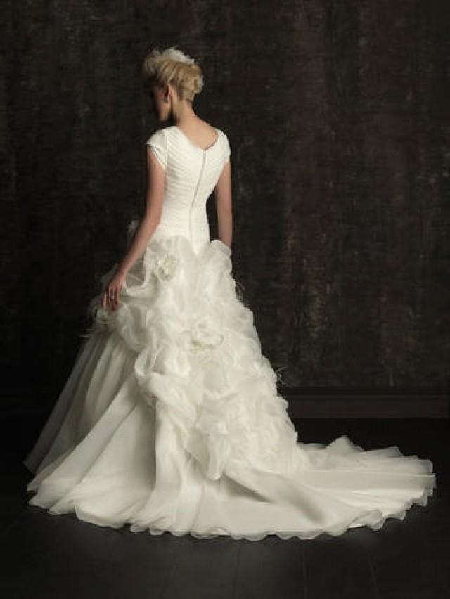 Dress wedding gowns 2083383 weddbook for Trisha yearwood wedding dress