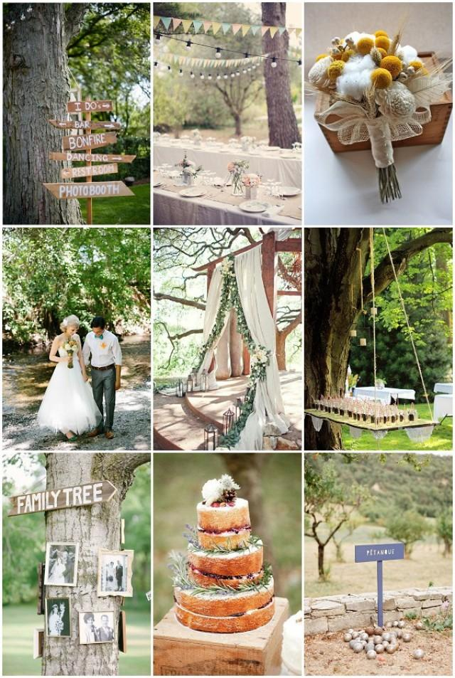 Backyard BBQ Wedding Ideas  Weddbook