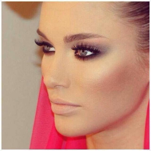 Wedding Makeup Looks Smokey Eyes : Makeup - Eye Makeup Tutorial #2086070 - Weddbook