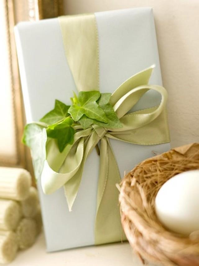 diy elegant gift wrapping 2086478 weddbook On elegant gift wrapping ideas