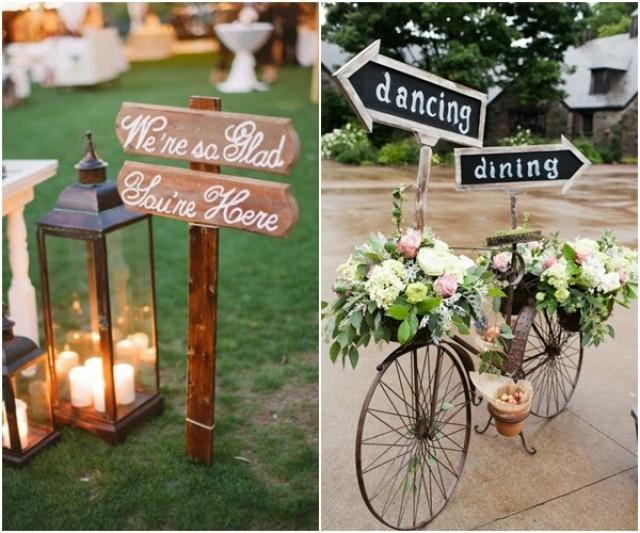 Matrimonio Country Chic Tavoli : Cartelli in legno per il matrimonio low cost weddbook