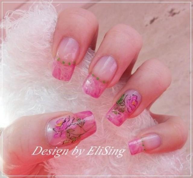 Wedding Nail Designs - Bridal Wedding Nail Art #2087485 - Weddbook