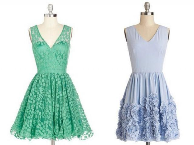how to dress for a wedding the modcloth way weddbook