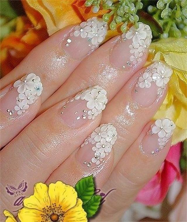 Wedding Nail Art #2088044