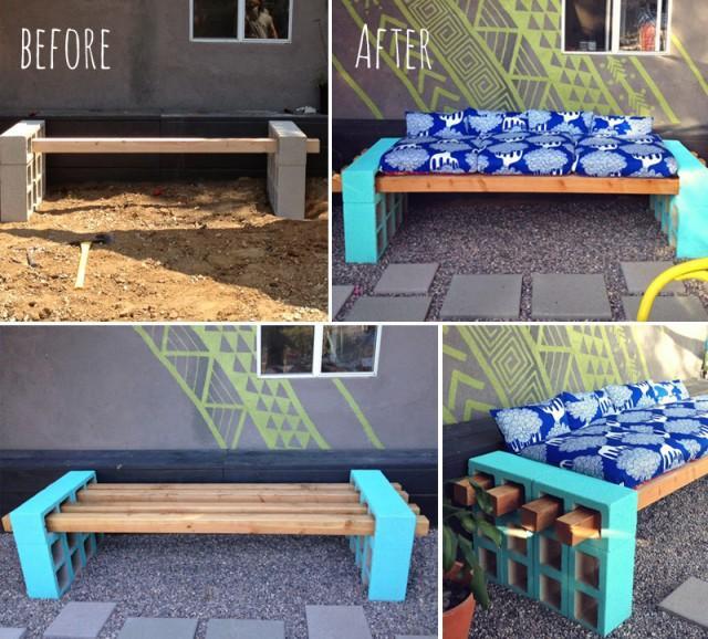 Easy Living Footwear Junction Fair Home: Creative Outdoor Seating