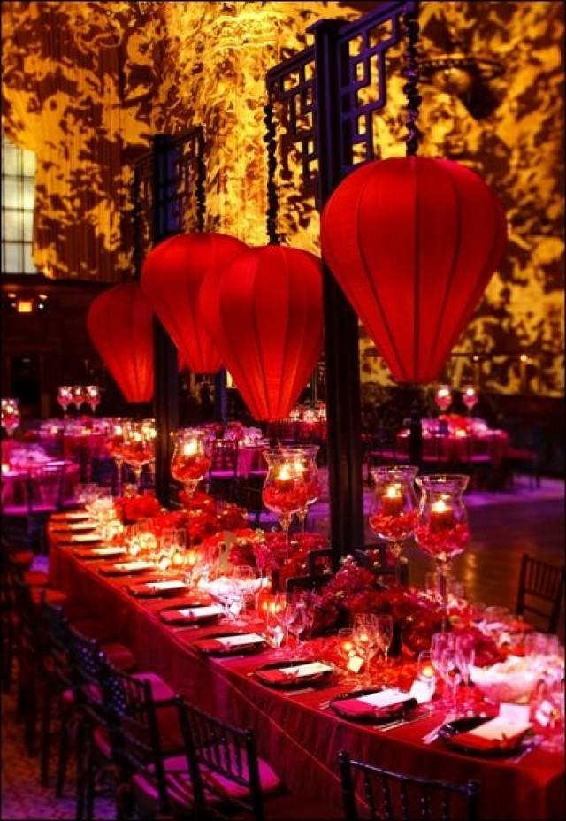 Oriental wedding bengali chinese wedding ideas 2090060 for Asian wedding room decoration