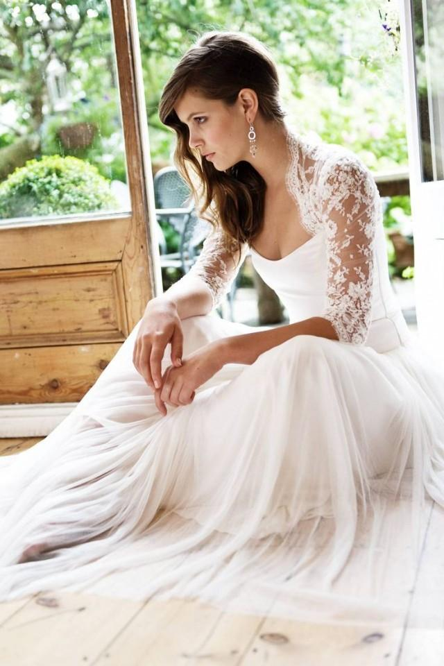 Vintage Wedding Dresses  Vintage Lace Wedding Gown