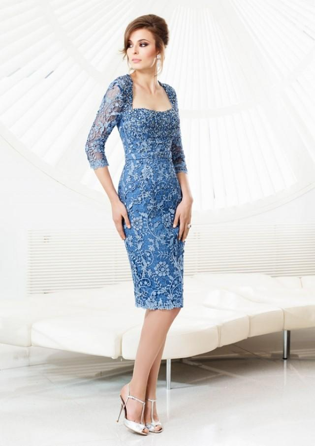wedding photo - Lace Dress Mother Of The Bride Dresses(HM0684)