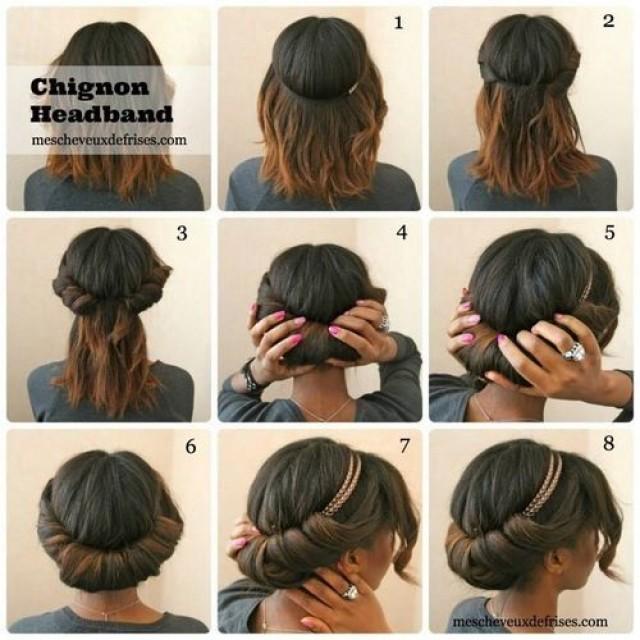 Прически на короткие волосы фото своими руками на каждый