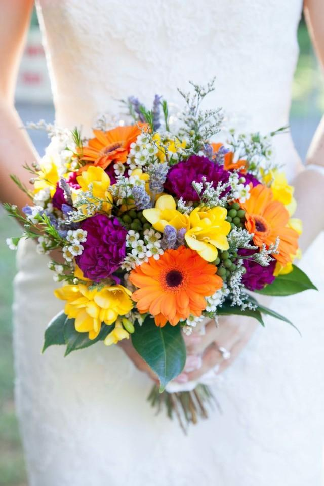 Summer wedding flower bouquets 1258466 - sciencemadesimple.info