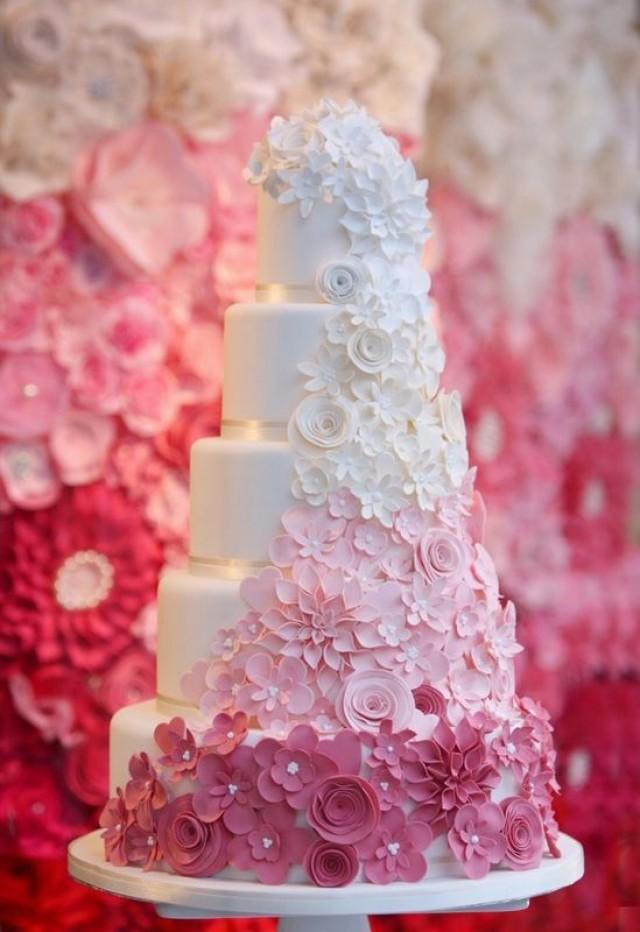 Gâteaux De Mariage - Wedding Cake #2094759 - Weddbook