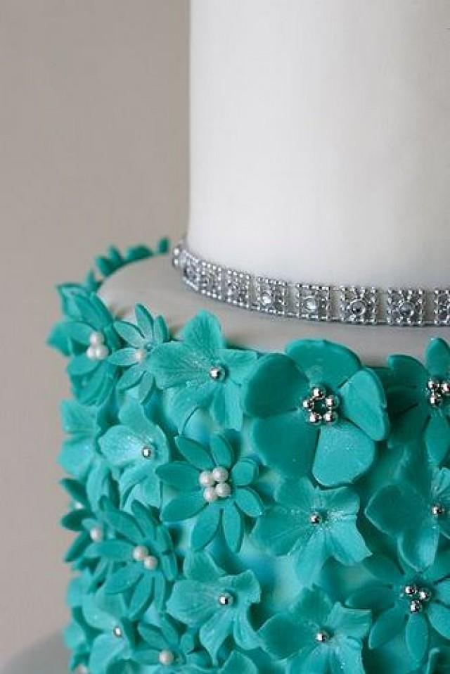 Blue Wedding Tiffany Blue Wedding 2094884 Weddbook