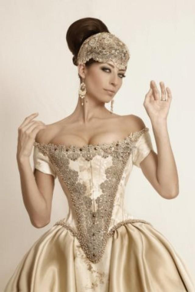 Baroque / Rococo - 17ème/18ème Siècle / Marie-Antoinette De Mariage Inspiration #2094968 - Weddbook