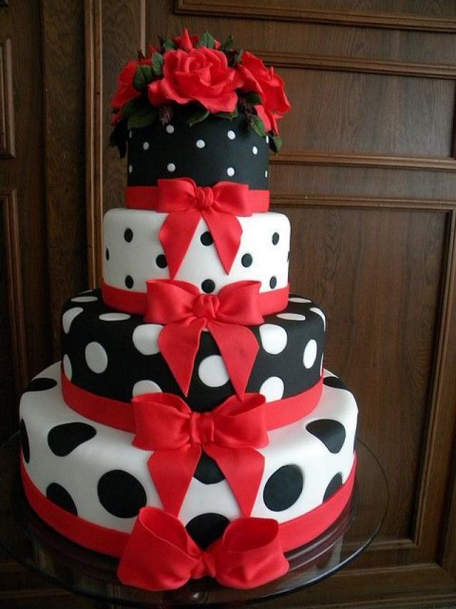 Betty S Vintage Wedding Cake