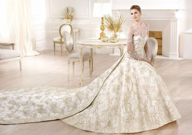 Самое красивое свадебное платье в мире
