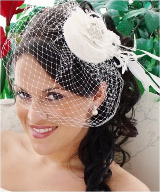 Шляпка для свадьбы 160