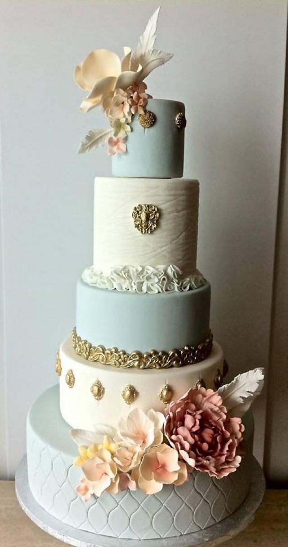 cake wedding cakes 2101328 weddbook. Black Bedroom Furniture Sets. Home Design Ideas