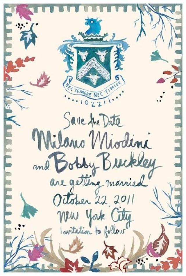 Weddings-Invitations-Menus-Save The Date.....