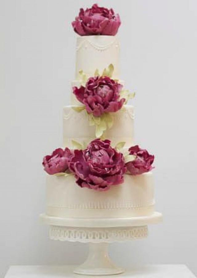 Gâteaux De Mariage - Wedding Cake #2104999 - Weddbook