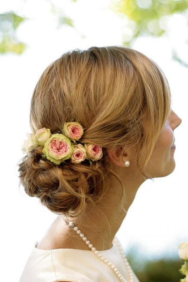 wedding photo - Elegant Wedding Hairstyles