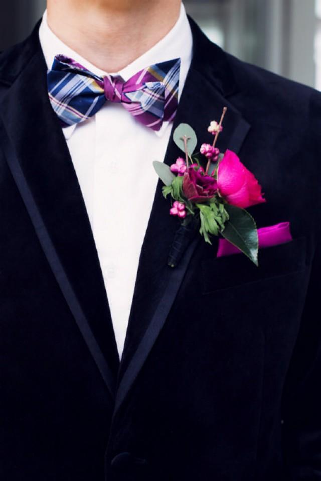 Reinventing The Wedding Tux Weddbook