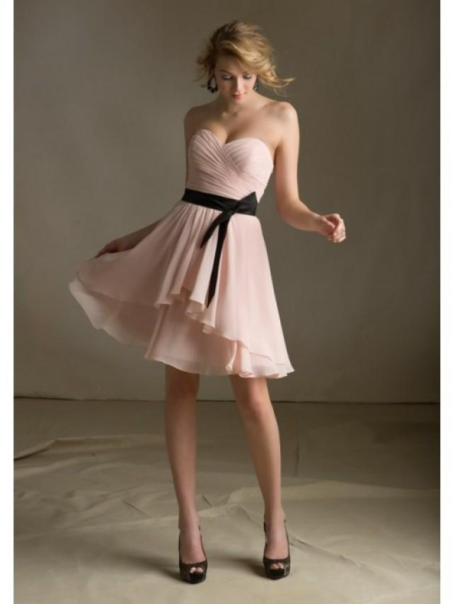 wedding photo - Pink Party Dresses