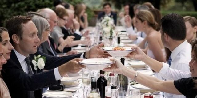 The Wedding Reception Style Every Newly Engaged Couple Is Coveting