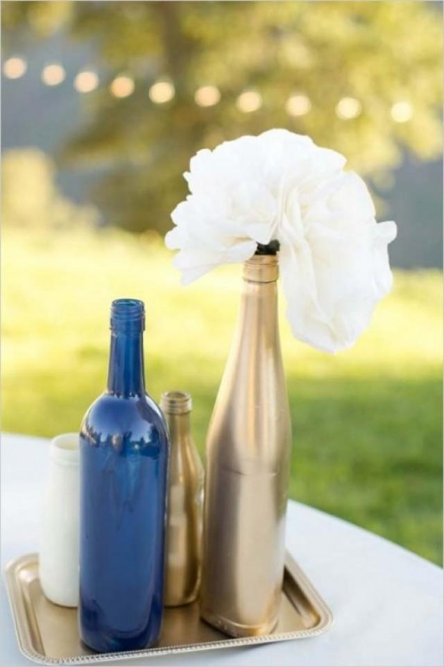 34 Elegant Navy And Gold Wedding Ideas Weddingomania
