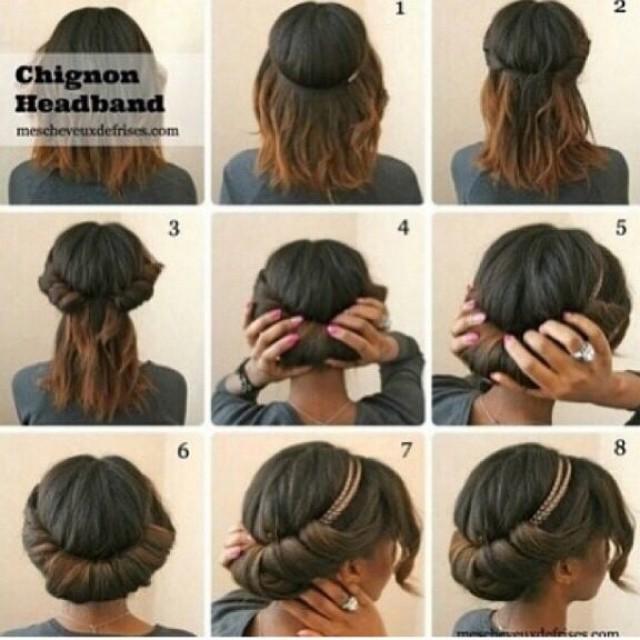 Как сделать прическу с короткими волосами в домашних условиях детям