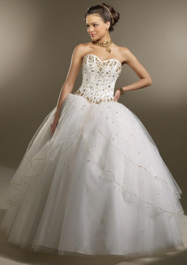 wedding photo - Beaded Satin And Tulle With Soutache Bridesmaids Dresses(HM0593)