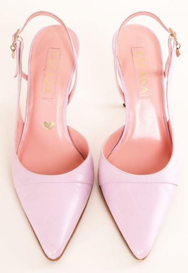 wedding photo - розовые туфли #