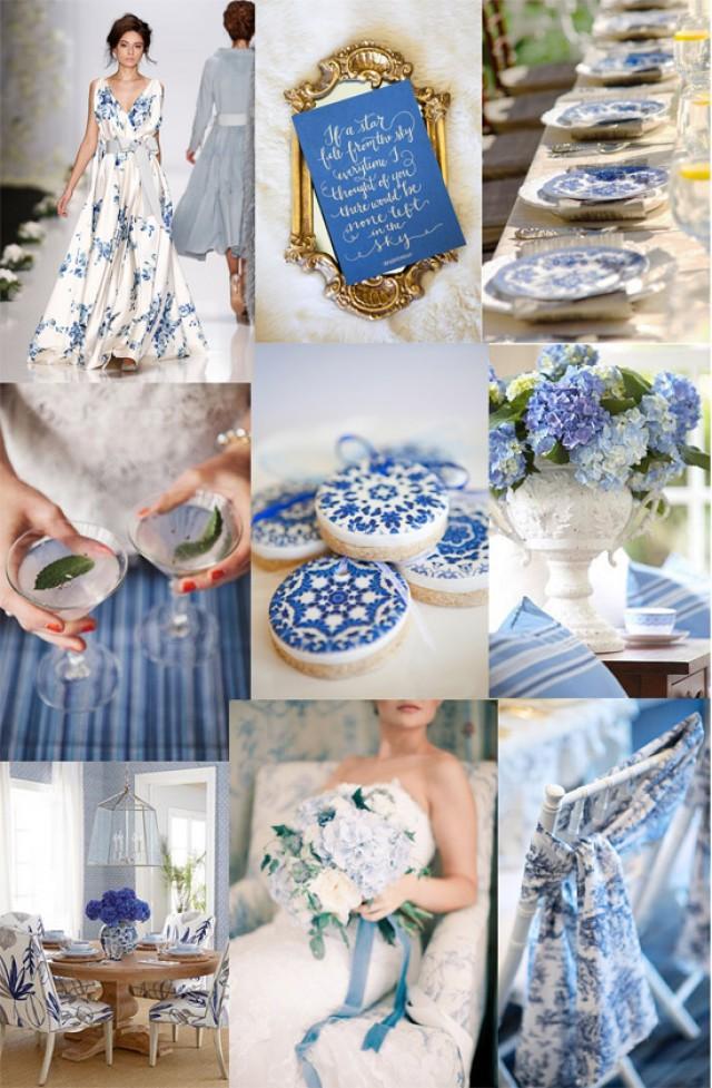 Blue Willow Wedding Weddbook