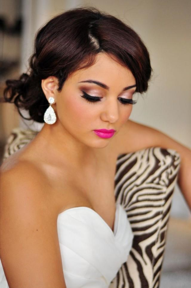 Makeup - Bride With Sass Wedding Day Makeup #2117634 ...